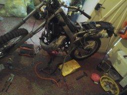 2007 Yamaha DT 50 R de Mike.M