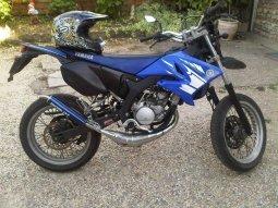 2007 Yamaha DT 50 X de MxB