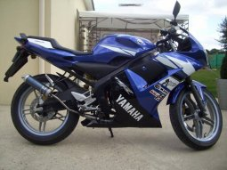2009 Yamaha TZR 50 de maxro