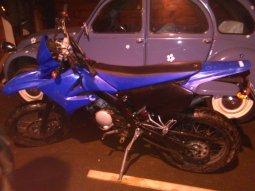 2009 Yamaha DT 50 R de Tooloway