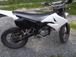 2011 Yamaha DT 50 X de Riwan