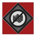 Cabochon feu arrière STR8 Gilera Stalker bleu transparent