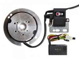 Allumage Artek k2 rotor interne digital pour Peugeot Ludix / Speedfight
