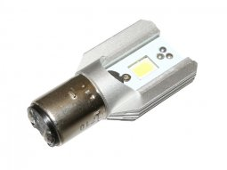 Ampoule LED Replay BA20D 12v lumens 6000K