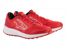 Baskets Alpinestars Meta Trail rouge / blanc