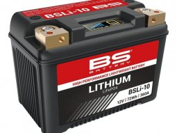 Batterie BS Battery BSLI-10 12V 6Ah Lithium
