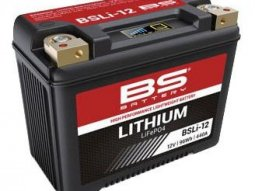 Batterie BS Battery BSLI-12 12V 8Ah Lithium