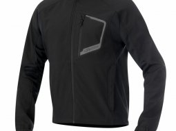 Blouson Alpinestars TECH LAYER Windstopper noir