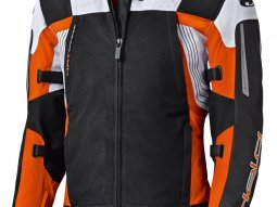 Blouson textile Held ANTARIS noir / orange