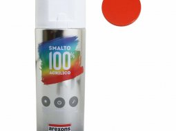 Bombe de peinture Arexons acrylique orange brillant 400ml