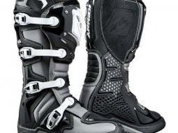 Bottes cross Kenny Performance gris