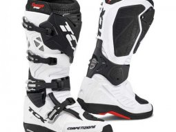 Bottes cross TCX Comp Evo 2 Michelin blanc