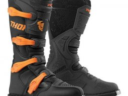 Bottes cross Thor Blitz XP noir / orange