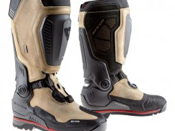 Bottes Rev'it Expedition Outdry noir / marron