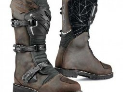 Bottes TCX Drifter Waterproof marron vintage