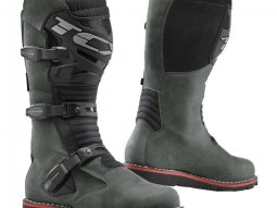 Bottes trial TCX Terrain 3 WP anthracite