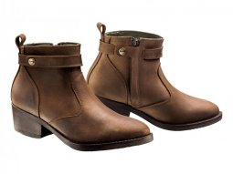 Bottines femme Ixon Hoxton Lady marron