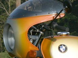 Bulle Bullster standard incolore BMW R 90 S 73-76
