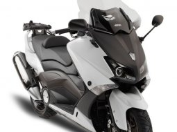 Bulle Givi incolore Yamaha T-MAX 530 12-16
