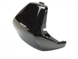 Capot de selle noir brillant adaptable Peugeot Speedfight