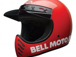 Casque Bell Moto 3 Classic rouge