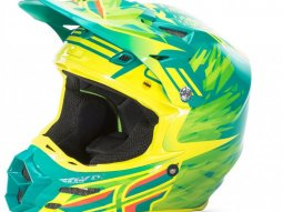 Casque cross Fly Racing F2 Carbon MIPS Replica Andrew Short