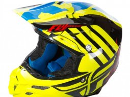 Casque cross Fly Racing F2 Carbon MIPS Replica Weston Peick