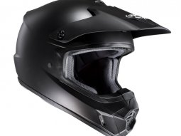 Casque cross HJC CS-MX II noir mat