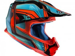 Casque cross HJC FX-CROSS PISTON MC4