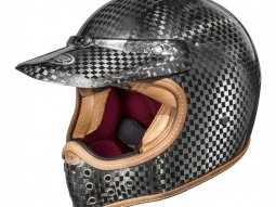 Casque cross Premier MX Anniversary collection carbone