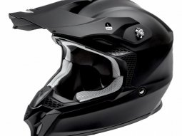 Casque cross Scorpion VX-16 Air Mat noir