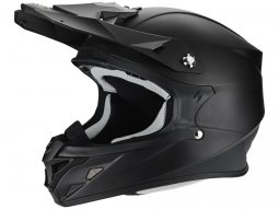 Casque cross Scorpion VX-21 AIR noir mat