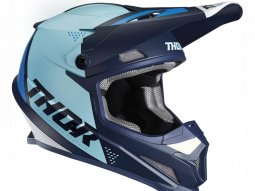 Casque cross Thor Sector Blade navy / bleu