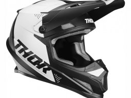 Casque cross Thor Sector Blade noir / blanc
