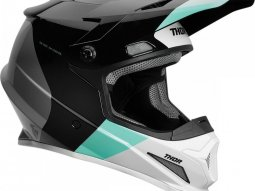 Casque cross Thor Sector Mips black / mint