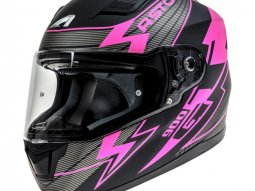 Casque intégral Astone GT900 exclusive ARROW rose