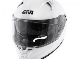 Casque intégral Givi 50.6 Stoccarda Solid Color blanc