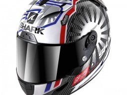 Casque intégral Shark Race-R Pro Carbon Zarco GP France 2019 carbone...