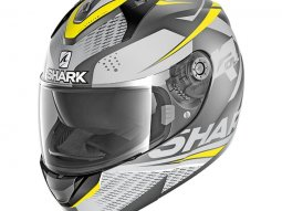 Casque intégral Shark Ridill 1.2 Stratom Mat anthracite / anthracite...