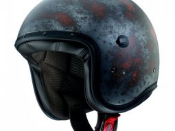 Casque jet Caberg FREERIDE RUSTY