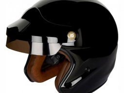 Casque jet Felix Motocyclette ST520 Republic