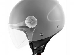 Casque jet Givi 10.7 Mini-J Solid Color titanium mat
