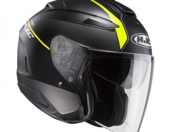 Casque jet HJC IS-33 II NIRO MC4SF