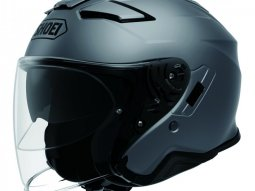 Casque jet Shoei J-Cruise II Mat deep grey