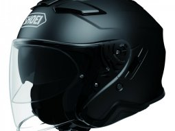 Casque jet Shoei J-Cruise II Mat noir