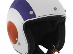 Casque jet Vespa Flag 2.0 France