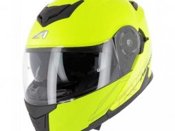 Casque modulable Astone RT1200 neon jaune