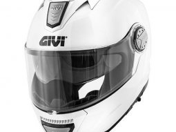 Casque modulable Givi X.23 Sydney Solid color blanc