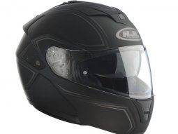 Casque modulable HJC SY-MAX III Shadow II MC5F Noir