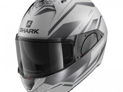 Casque modulable Shark EVO ES Yari anthracite / noir